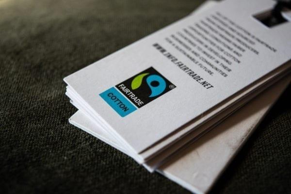 Fairtrade Cotton Logo