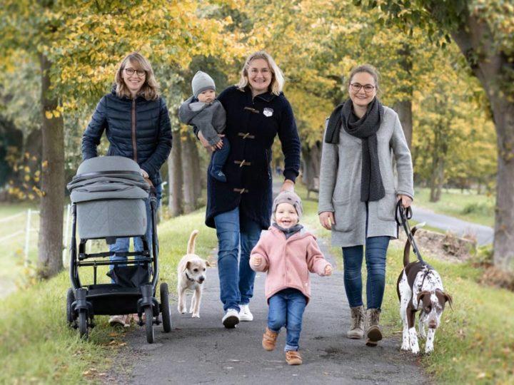 Bio Babykleidung von littlegreenie – Drei Schwestern, die ihren Traum leben