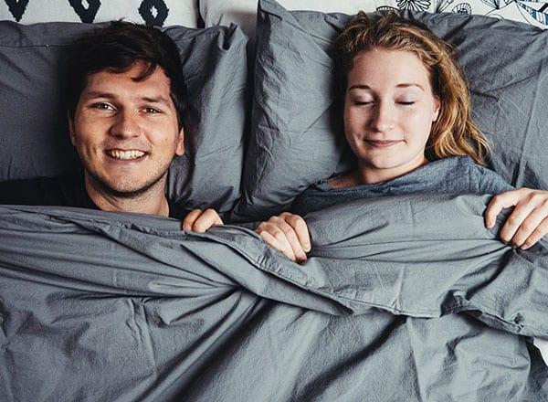 Die perfekte Bio Bettwäsche für einen erholsamen Schlaf