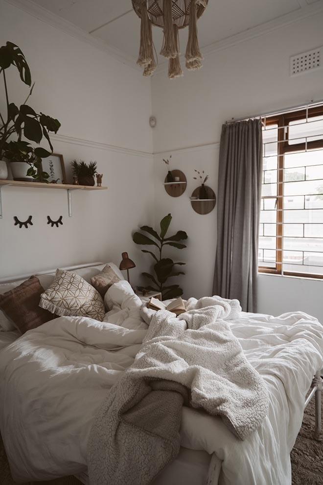 Vintage_Schlafzimmer